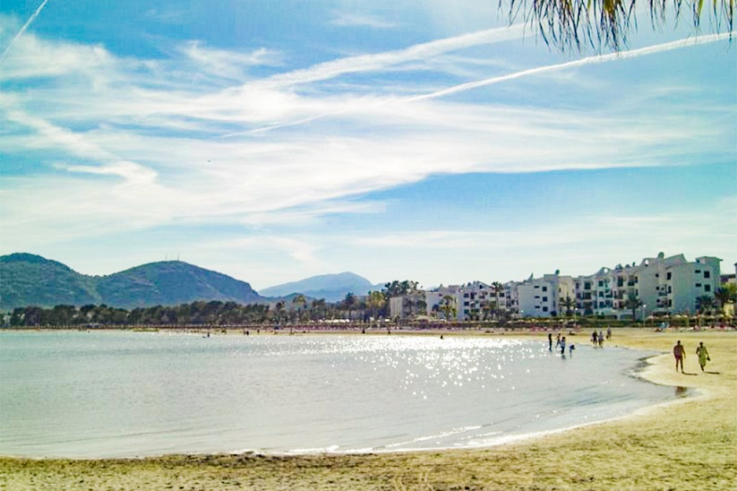 Wohnung am Meer in Port Alcudia